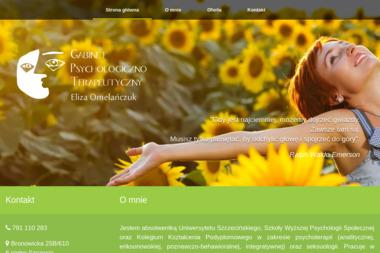 Gabinet Psycholigoczno Terapeutyczny Eliza Omelańczuk - Psycholog Szczecin