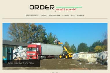 Przedsiębiorstwo Wielobranżowe Order Tomasz Michta - Transport Gruzu Kielce