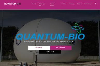 QUANTUM-BIO SP. Z O.O - Alternatywne Źródła Energii Pszczyna