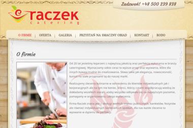 """""""RACZEK"""" Catering - Sklep Gastronomiczny Kalisz"""