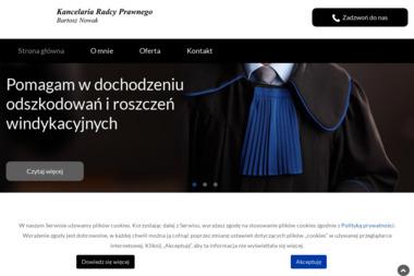 Kancelaria Radcy Prawnego Bartosz Nowak - Kancelaria Prawna Jelenia Góra
