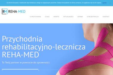 """NZOZ """"REHA – MED"""" Przychodnia Rehabilitacyjno – Lecznicza - Rehabilitant Gliwice"""