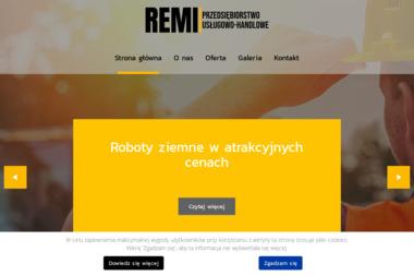 Remi - Piasek Nowa Sól