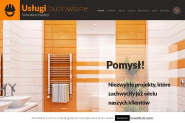 BASIK Kwaśny Sebastian Usługi Ogólnobudowlane - Tapetowanie Bielsko-Biała