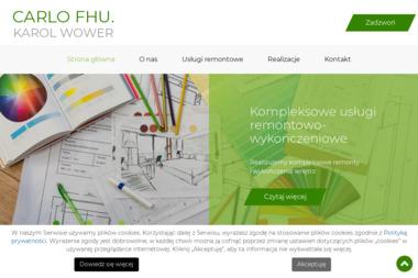 Firma Remontowo-Budowlana Wiktor Gozdek - Glazurnik Sierakowo