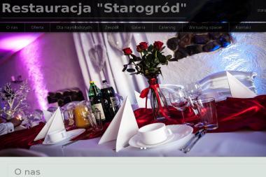 Restauracja Starogród - Gotowanie Starogard Gda艅ski