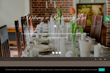 Restauracja Lew - Gastronomia Żary