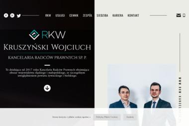 RKW Kruszyński Wojciuch Kancelaria Radców Prawnych Sp. P. - Radca prawny Żywiec
