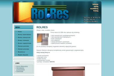 ROLRES - Bramy Garażowe Segmentowe Rzeszów
