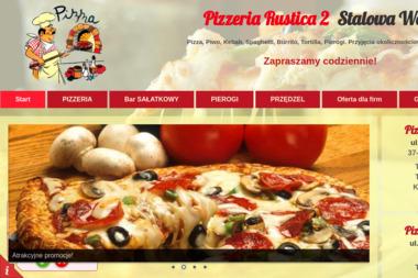 Pizzeria Rustica 2 - Catering świąteczny Stalowa Wola