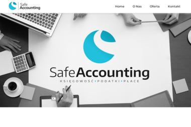 Safe Accounting Sp. z o.o. - Doradca Księgowy Online Poznań