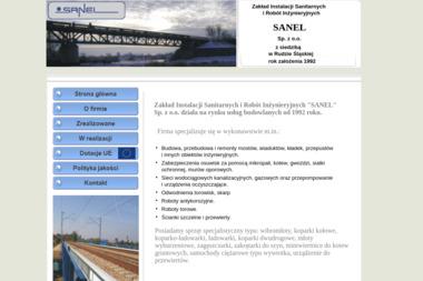 SANEL - Kruszenie Betonu Ruda Śląska