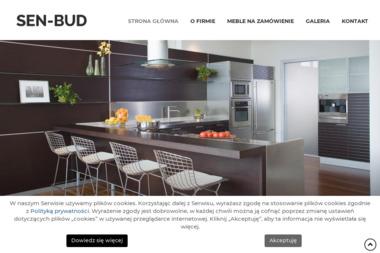 """""""SEN-BUD"""" Firma Remontowo-Wykończeniowa - Remonty mieszkań Słupsk"""