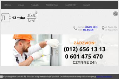 Serwis Zamków 13-tka - Obróbka Metali Kraków