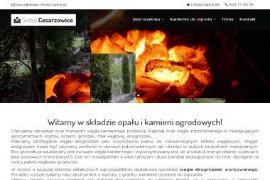 Skład opałowy i wyrobów granitowych - Ekogroszek Workowany Środa Śląska