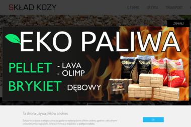 Skład Kozy - Ekogroszek Kozy