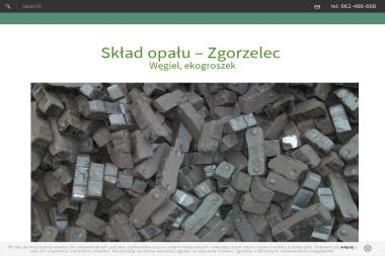 PHU Węglo-Stal - Skład węgla Zgorzelec