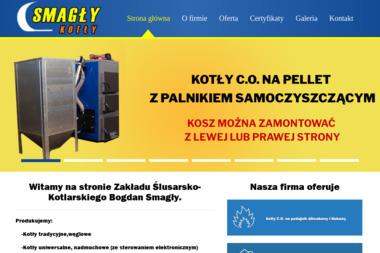 Zakład Ślusarsko-Kotlarski Bogdan Smagły - Kominki Dragacz