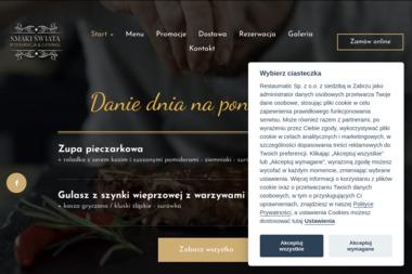 """Restauracja & Catering """"""""Smaki Świata"""""""" - Gastronomia Oława"""