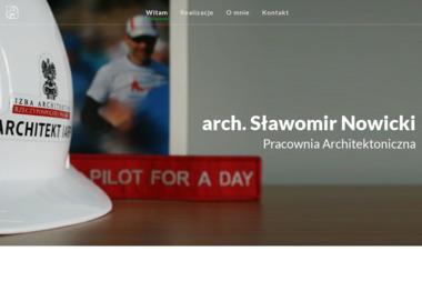 Pracownia Architektoniczna arch. Sławomir Nowicki - Architekt wnętrz Stargard