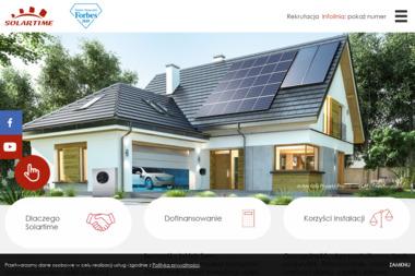 Solartime Sp. z o.o. - Kolektory słoneczne Rzeszów