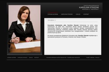 Kancelaria Adwokacka Karolina Staszak - Usługi Prawne Września