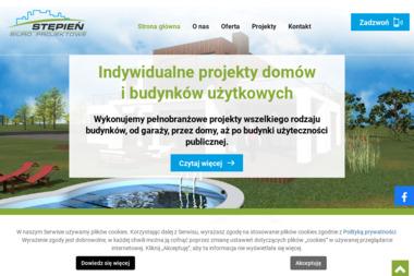 Pracownia Projektowa Stępień - Projekty domów Opoczno