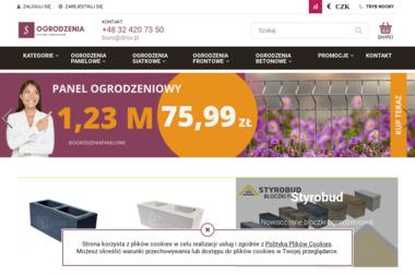 Dirox - Ogrodzenia - Ogrodzenie-siatka Sośnicowice