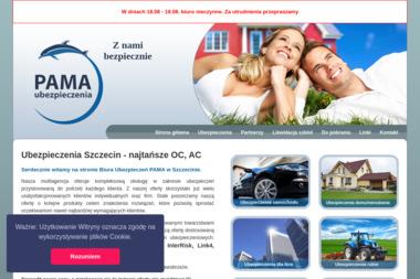 Biuro Ubezpieczeń PAMA - Ubezpieczenia grupowe Szczecin