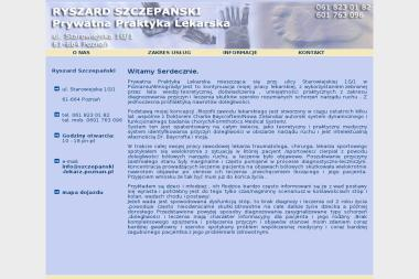 Prywatna praktyka lekarska - Akupunktura Poznań
