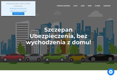 Maciej Szczepaniak Usługi - Ubezpieczenia OC Kraków