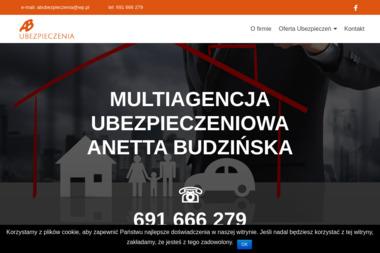 AB UBEZPIECZENIA Anetta Budzińska - Auto-casco Radom