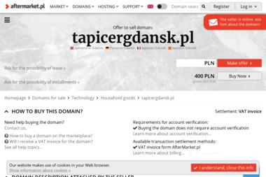 USŁUGI TAPICERSKIE Tomasz Lehmann - Tapicer Gdańsk