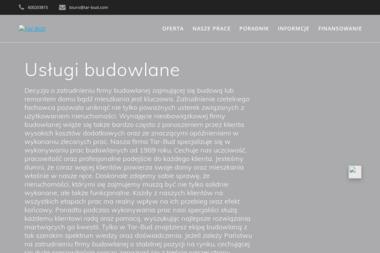 Tar-BUD - Firma Dekarska Kołobrzeg