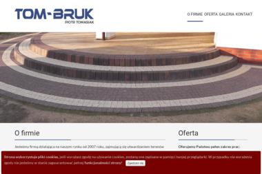 TOM-BRUK - Układanie Bruku Choszczno
