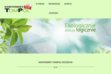 TOMPOL - Wywóz Gruzu Szczecin