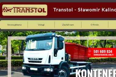 TRANSTOL Sławomir Kalinowski - Piasek Rumia