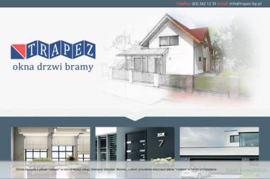 Trapez - Okna, Drzwi, Bramy - Bramy garażowe Biała Podlaska