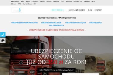 Ubezpieczenia Complex - Ubezpieczenie firmy Poznań