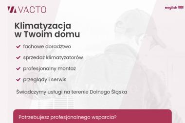 VACTO Jarosław Hipner - Urządzenia Wentylacyjne Brzeg Dolny