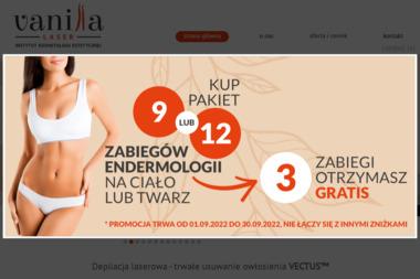 Vanilla Laser - Medycyna estetyczna Dąbrowa Górnicza