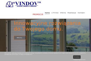 VINDOV - Drzwi OSTROŁEKA