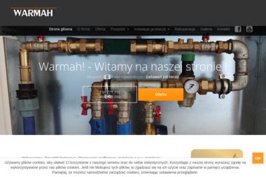 WARMAH - Posadzki przemysłowe Koszęcin