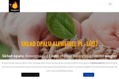 Alewegiel.pl Skład Opału - Skład węgla Łódź