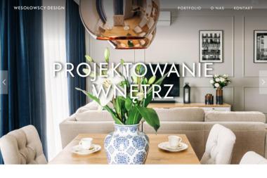 WESOŁOWSCY DESIGN - Aranżacje Mieszkań Łódź