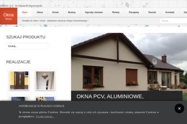 WIMAX S.C. W.Gibuła M.Baranowski - Drzwi Debrzno