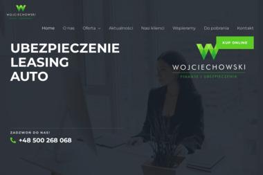 Wojciechowski Finanse i Ubezpieczenia - Ubezpieczenia Firm Toruń