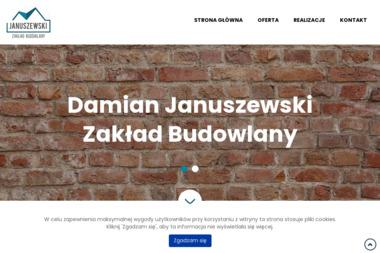 Zakład Budowlany Damian Januszewski - Malarze Elewacji Chojniczki