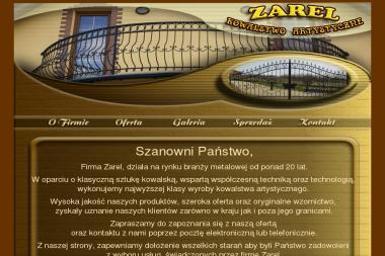 Zarel - Henryk Kłyś - Balustrady szklane Cieszyn