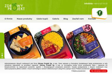 Zdrowy Projekt Sp. z o.o. - Catering Dla Firm Koszyce Wielkie